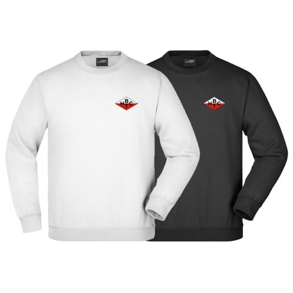 Sweater / Kinder / weiß oder schwarz