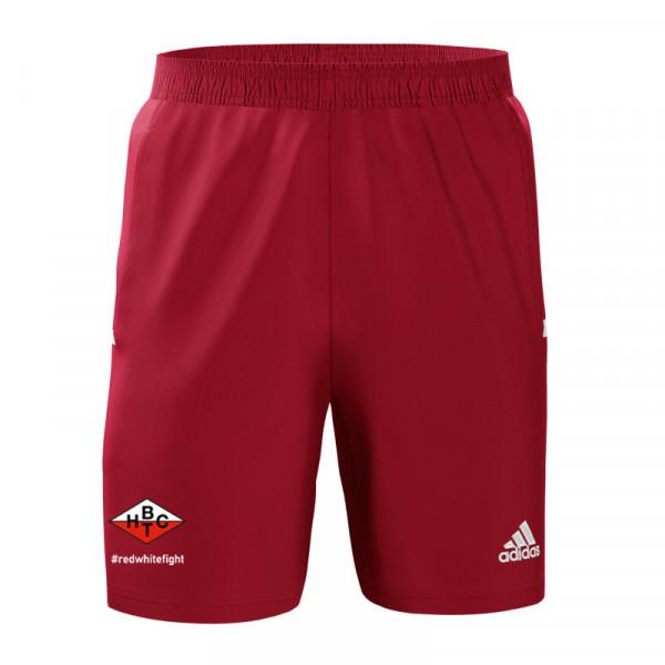 BHTC Jungen/Herren Trainings-Short #redwhitefight / Rot