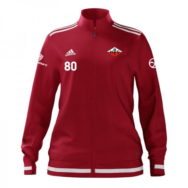 BHTC Damen Präsentation-Trainingsjacke / Rot