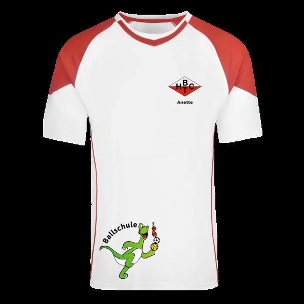 Funktionelles Ballschule Trainer Shirt / Unisex