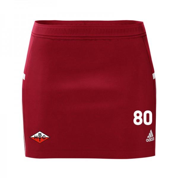 BHTC Damen Spielerinnen-Rock / Rot