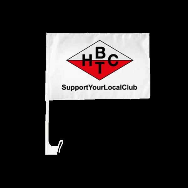 Autoflagge BHTC SupportYourLocalClub