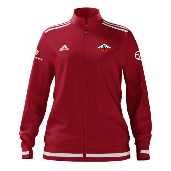 BHTC Damen Trainingsjacke #redwhitefight / Rot