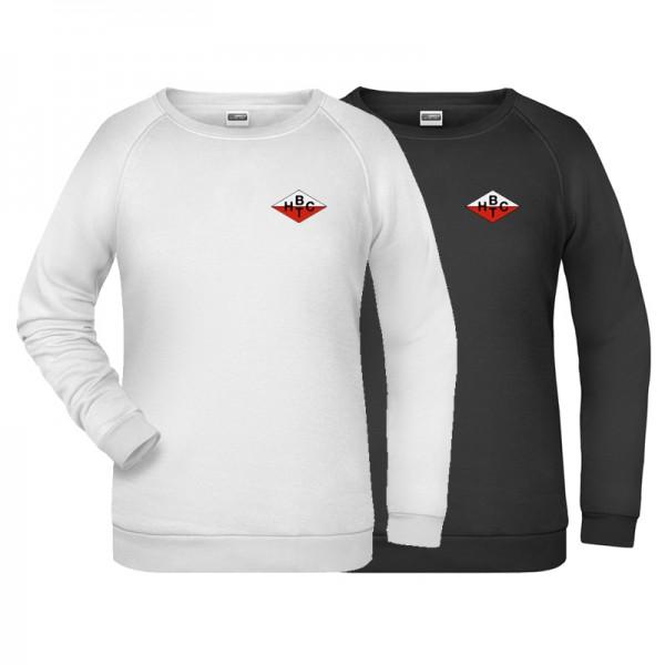 Sweater / Damen/ weiß oder schwarz