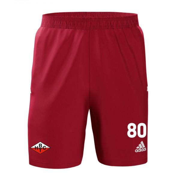 BHTC Herren Spieler-Short / Rot